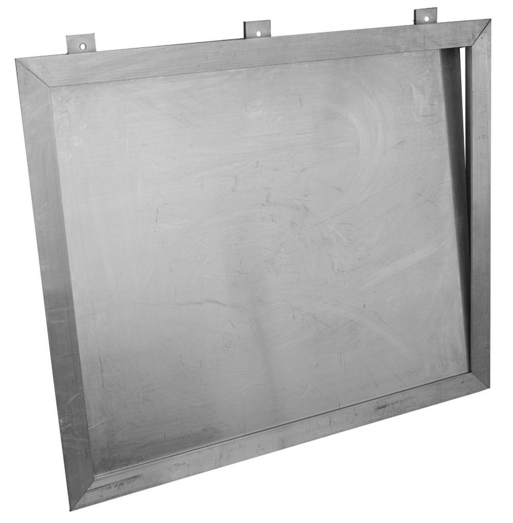 Milcor Access Doors : Milcor flush cover cf ds style ct