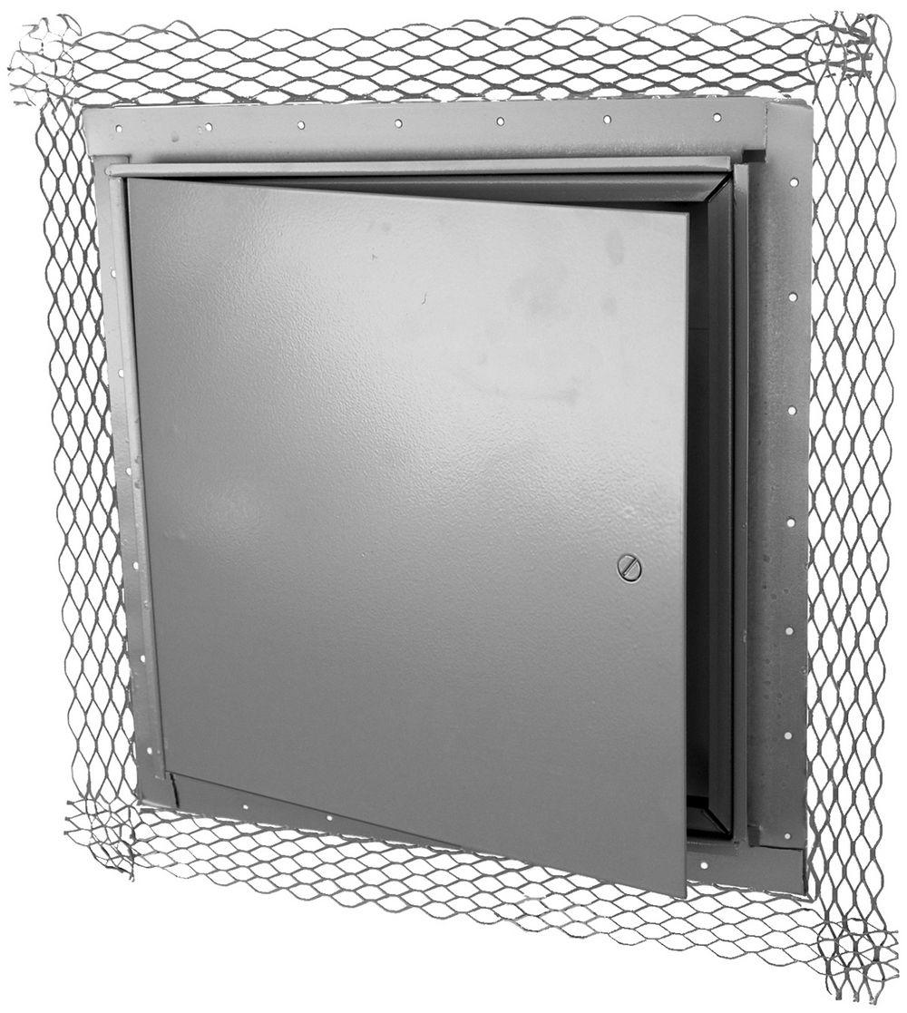 Milcor Access Doors : Milcor cylinder locks per door style k