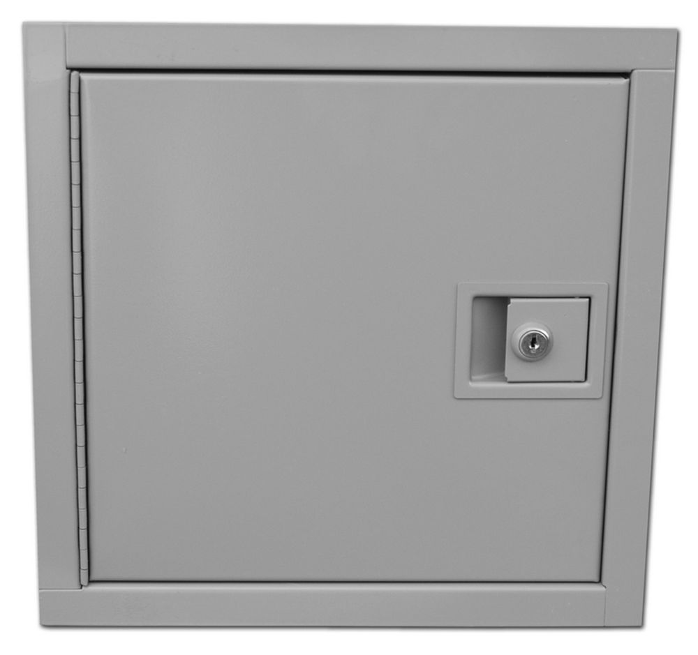 Milcor Access Doors : Milcor style ufr universal insulated fire rated