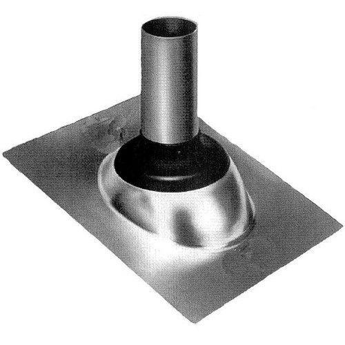 Morris G12204 C Galvanized 4 Self Seal Roof Flashings
