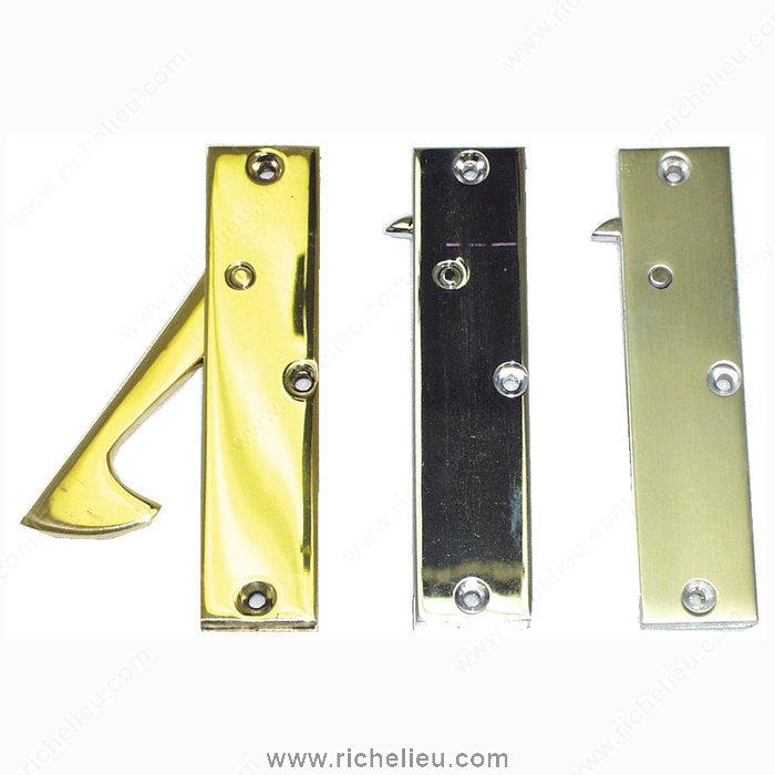 Richelieu 1581140 Pocket Door Edge Pulls  sc 1 st  Builders Sale & Richelieu 1581140 Pocket Door Edge Pulls | BuildersSale.com