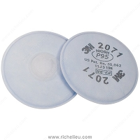 Richelieu 9609224 Particulate Filter 2071 for 6000 & 7500 Series