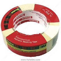 Richelieu 48205024 3M Scotch Masking Tape
