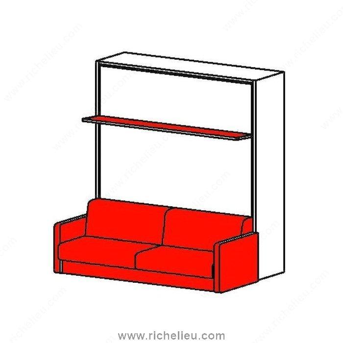 Pleasing Richelieu Webkit1213388 Cielo Single Motion Vertical Sofa Mechanism With Shelf Mechanism Unemploymentrelief Wooden Chair Designs For Living Room Unemploymentrelieforg