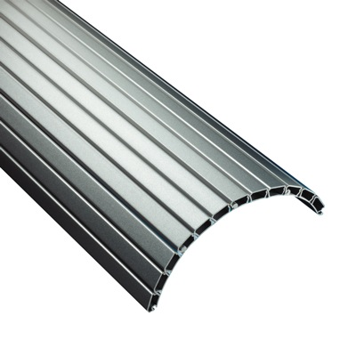 Richelieu 560510 Pvc Tambour Slats Aluminum