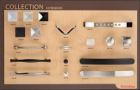 Richelieu 98111 Expression Collection Display Board, Double