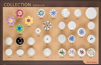 Richelieu 98146 Expression Collection Display Board, Double