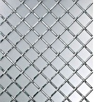 Richelieu 8121434195 Decorative Wire Mesh, Brushed Nickel