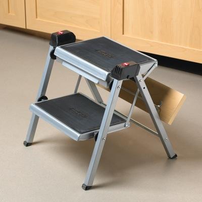 Richelieu 4412100 Folding Step Stool Builderssale Com