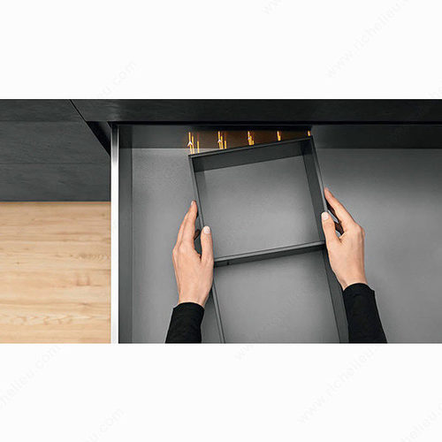Richelieu Modular Ambia-Line Kits - Height C with Frame - Standard Drawer WEBKIT1212561
