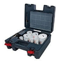 Richelieu BSHB25M Bi-Metal Hole Saw Master Set