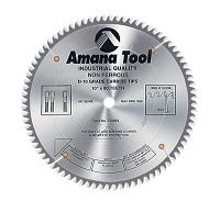 Richelieu ATLB10801C Saw Blade for Plastic & Plexiglass