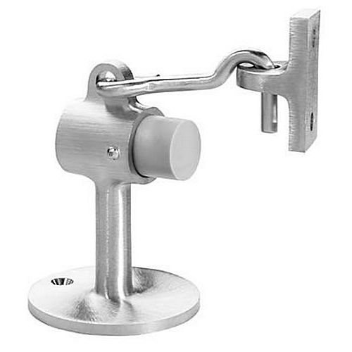 Rockwood 473EXP Door Stop SMS & Plastic Anchor, Stud & Lead Anchor, Exterior Mounting Pack