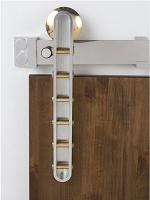 Rustica The Strut Barn Door Hardware