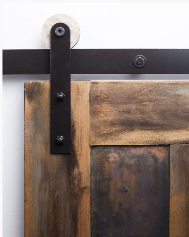 Rustica Hardware Australia: Rustica Modern Reflex Barn Door Hardware
