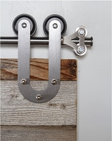 Rustica Tube Track Barn Door Hardware