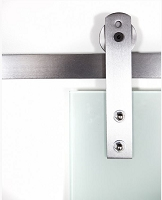 Rustica Ultra Modern Barn Door Hardware