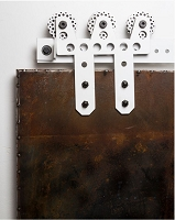 Rustica Military Barn Door Hardware