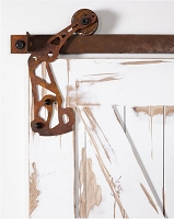 Rustica Archer Barn Door Hardware