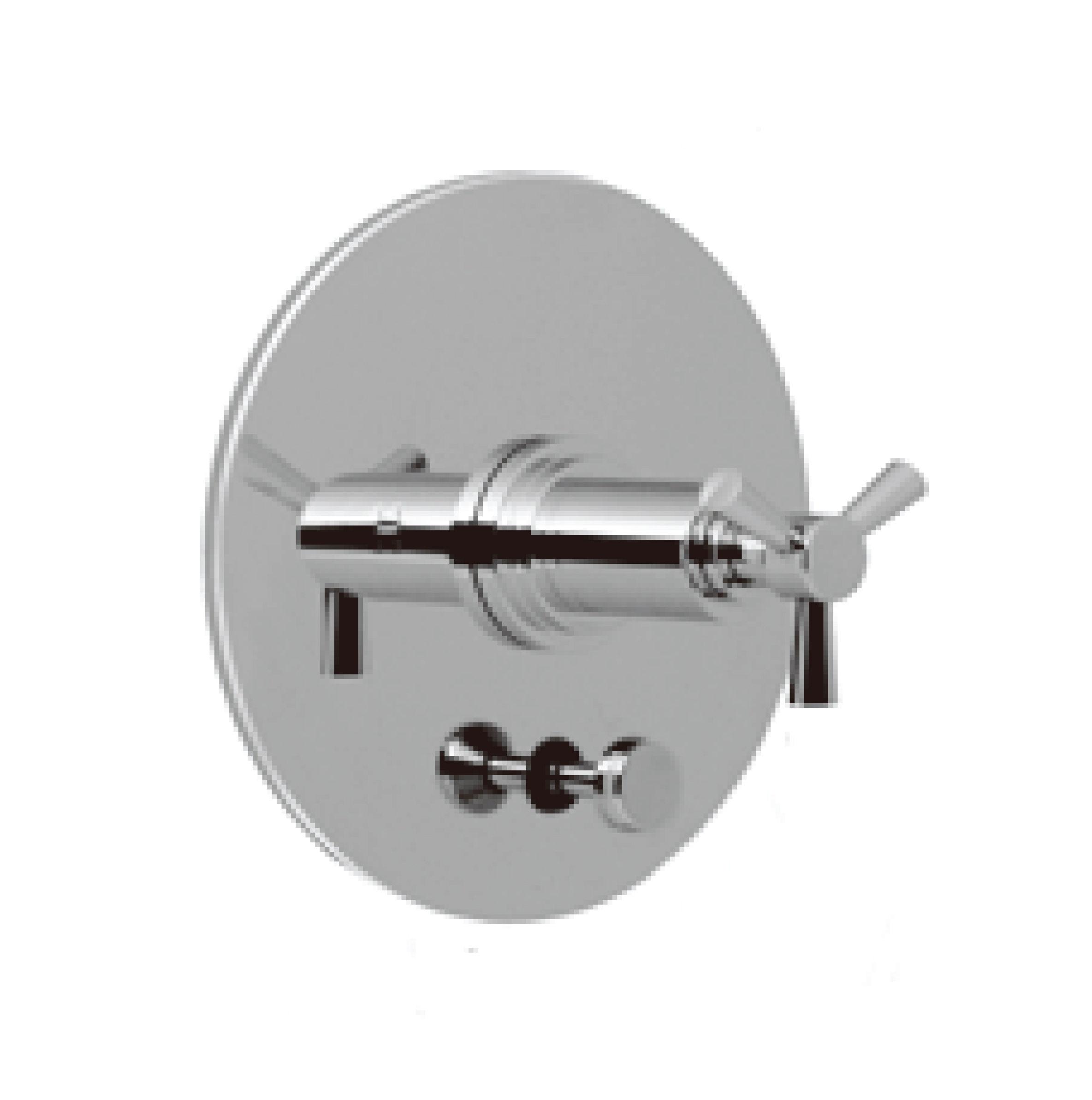 Santec 3535tx Tm Pressure Balance Tub Shower Trim Only