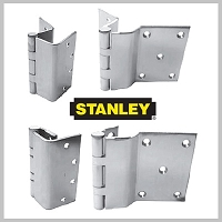 Stanley 995 5/8 x 2 Mending Plate # S300-120, Zinc Plated
