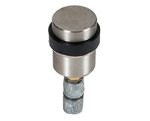 Trimco 7280 Focal Floor Stop Small Satin Chromium Satin