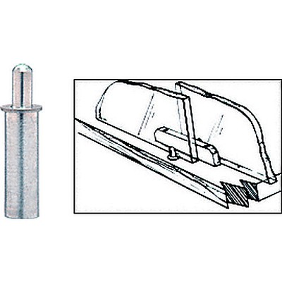 CRL D35 Retractable Metal Tip Lower Guide