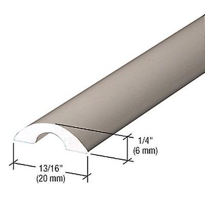 Crl Sdt980bn Frameless Shower Door Half Round Threshold
