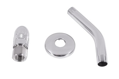 Bradley S24-022 Showerhead, Bent Arm and Flange