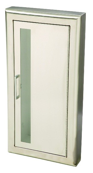 Jl Industries 1037 Fire Extinguisher Cabinet 3 Quot Rolled V