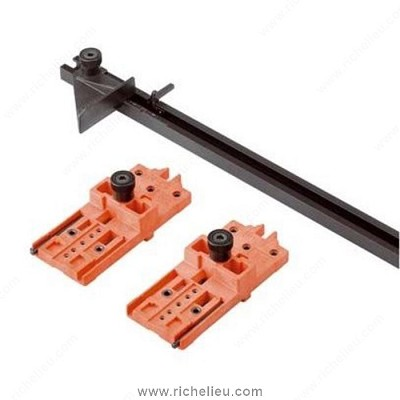 Richelieu 6575001 Drilling Template for Hinge
