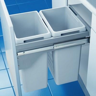 Richelieu 4614100 Euro-Cargo Recycling Center 2 x 35 l