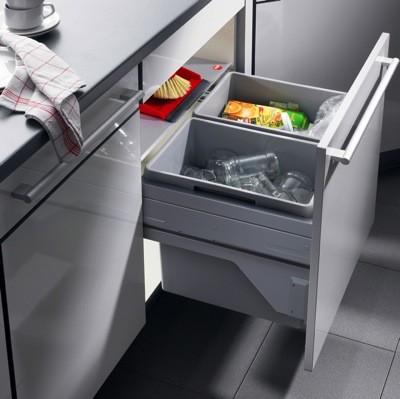 Richelieu 461062100 Euro-Cargo Recycling Center 2 x 30 L